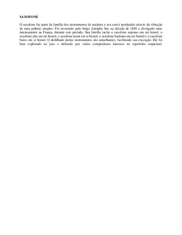 Saxofone metodo da_capo_(sax_alto_e_soprano)  Slide 3