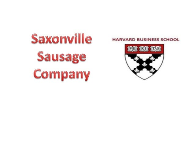  Saxonville was a 70-year-old, privately held family business headquartered in Saxonville, Ohio.  The company produced a...
