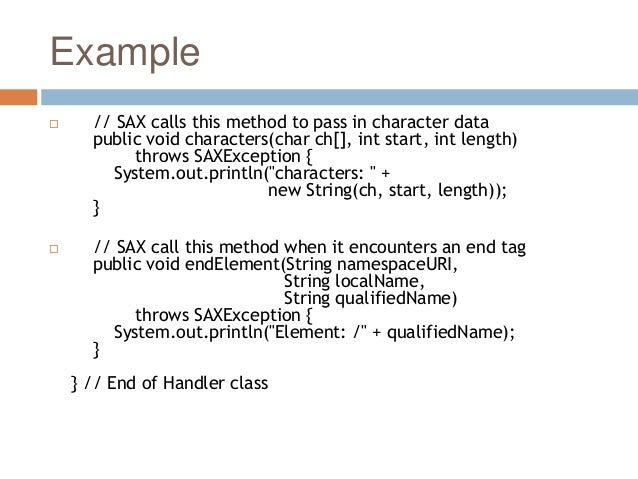 Validating sax parser call first