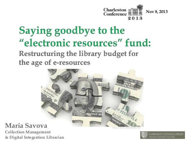 Nov 8, 2013  Maria Savova Collection Management & Digital Integration Librarian  http://www.dreamstime.com