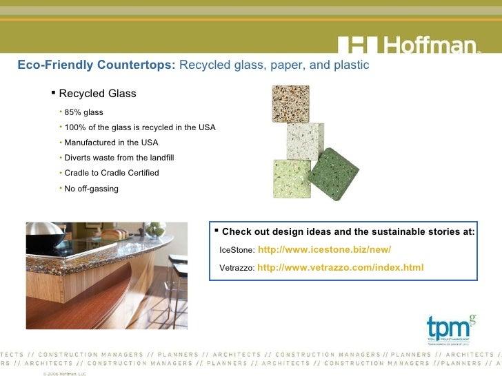 Eco Friendly Interior Materials