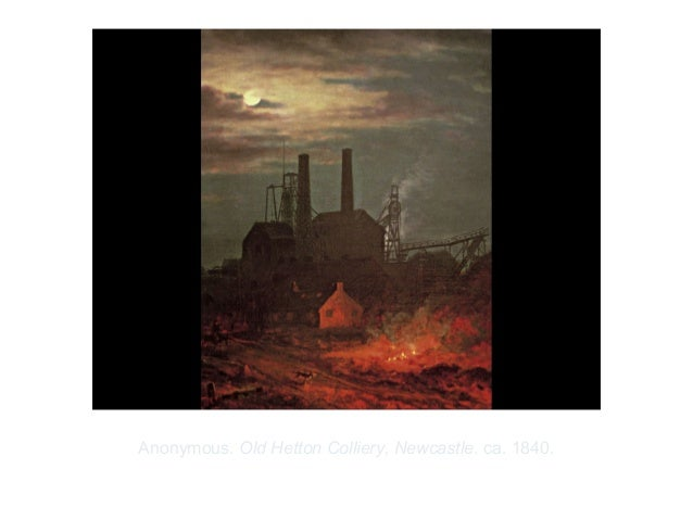 Copyright ©2012 Pearson Inc.Anonymous. Old Hetton Colliery, Newcastle. ca. 1840.