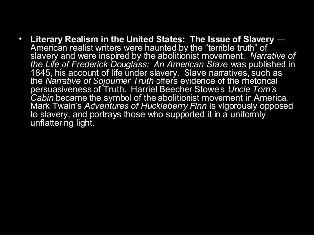 the issue of slavery in the united states in the narrative of the life of frederick douglass Slavery in the united states the fugitive slave act  douglass' other autobiographies study help quiz full glossary for the narrative of the life of frederick douglass: an american.
