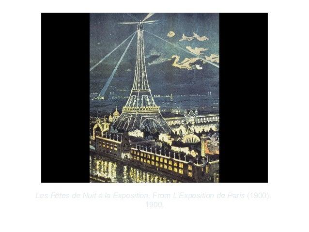 Copyright ©2012 Pearson Inc.Les Fêtes de Nuit à la Exposition. From L'Exposition de Paris (1900).1900.