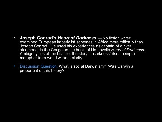 The symbolic use of ivory in heart of darkness by joseph conrad