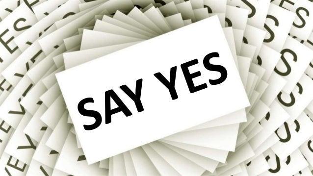 Series Outline •Isaiah's YES (Isa. 6) •Elisha's YES (1 Kings 19) •Samuel's YES (1 Samuel 3) •Matthew's YES (Matthew 9) •An...