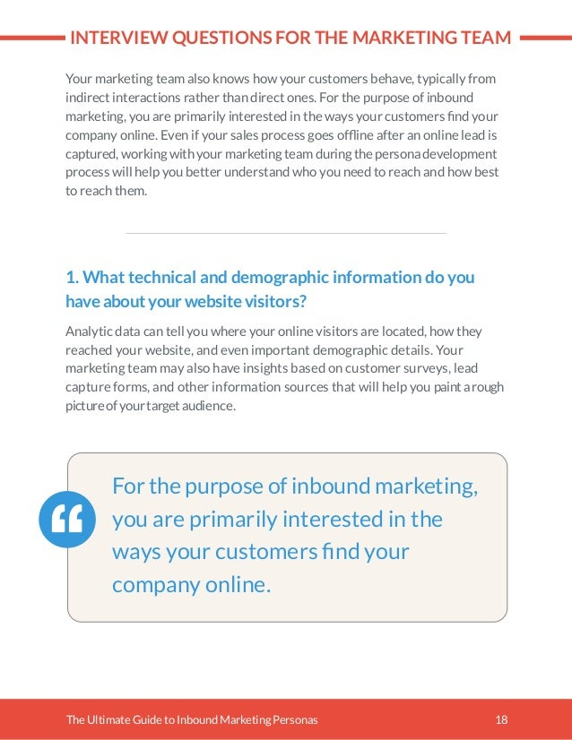 Ultimate guide to inbound marketing buyer personas the ultimate guide to inbound marketing personas 17 19 fandeluxe Choice Image