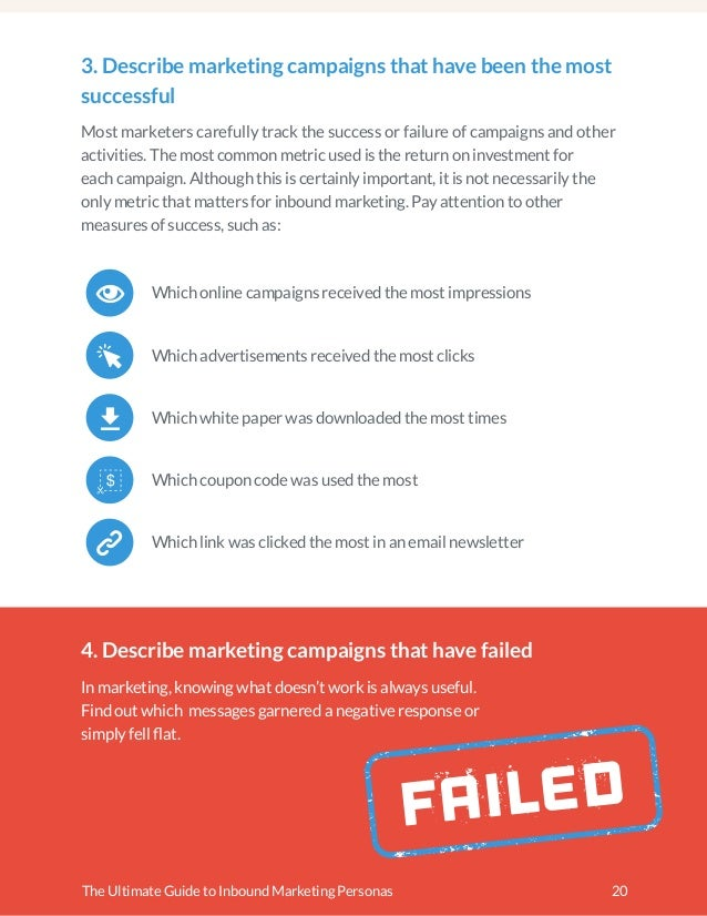 Ultimate guide to inbound marketing buyer personas the ultimate guide to inbound marketing personas 19 21 fandeluxe Image collections