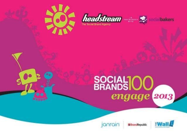 Social Brands 100