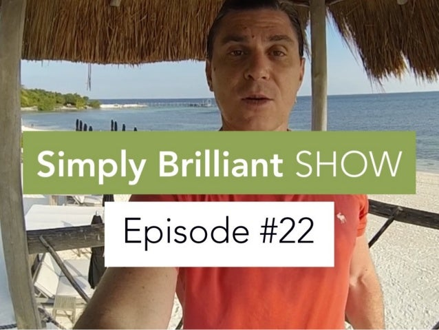 """""""Take Time to Recharge"""" Simply Brilliant Show: Episode 22"""