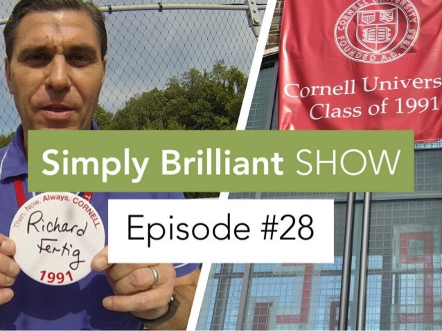 "Simply Brilliant Show: Episode #28 ""Looking Back/ Forward 25 Years"""