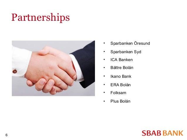 sbab bank corporate presentation. Black Bedroom Furniture Sets. Home Design Ideas