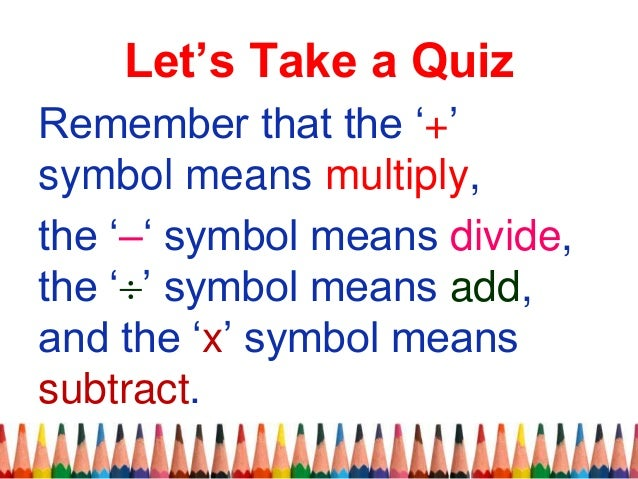 Sb assessment in math Slide 2