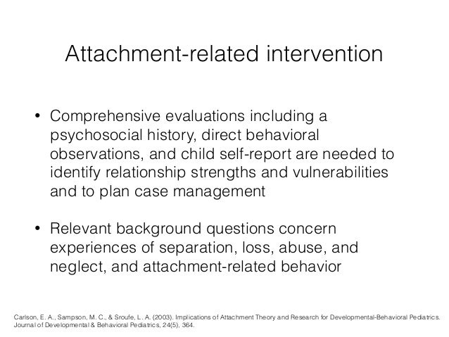 attachment in young children with autism Attachment disorders are psychiatric illnesses that can develop in young children who have problems in emotional attachments to others.