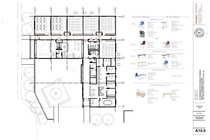 Family Learning Center Floor Plan