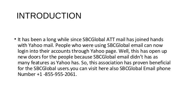 at&t yahoo email login