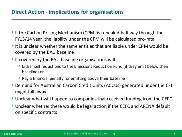 carbon pricing mechanism overview Each carbon pricing mechanism has  paper provides a similar overview of select carbon tax and  carbon pricing in practice: a review of the evidence.