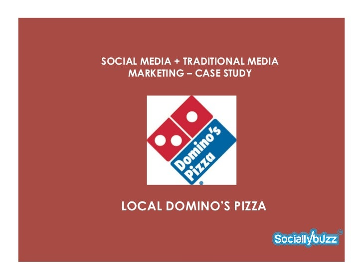 Dominos Pizza Case Study Help - Case Solution & Analysis