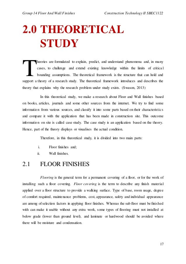 Floor and Wall Finishes Case Study, Educity Sports Complex (Running T…