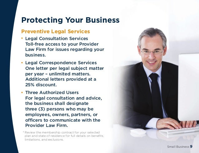 Smart, simple legal coverage starts here
