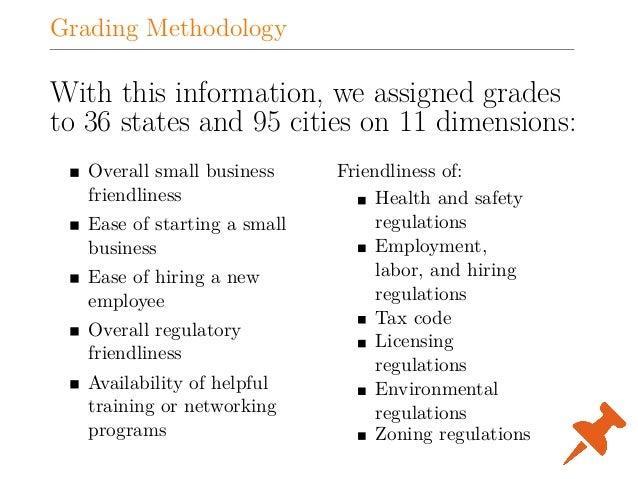 2015 Thumbtack.com Small Business Friendliness Survey Slide 3
