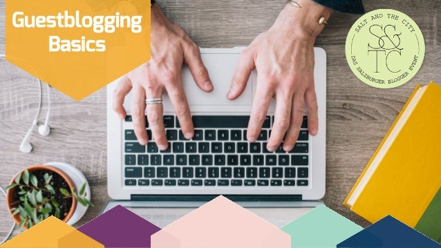 Guestblogging Basics