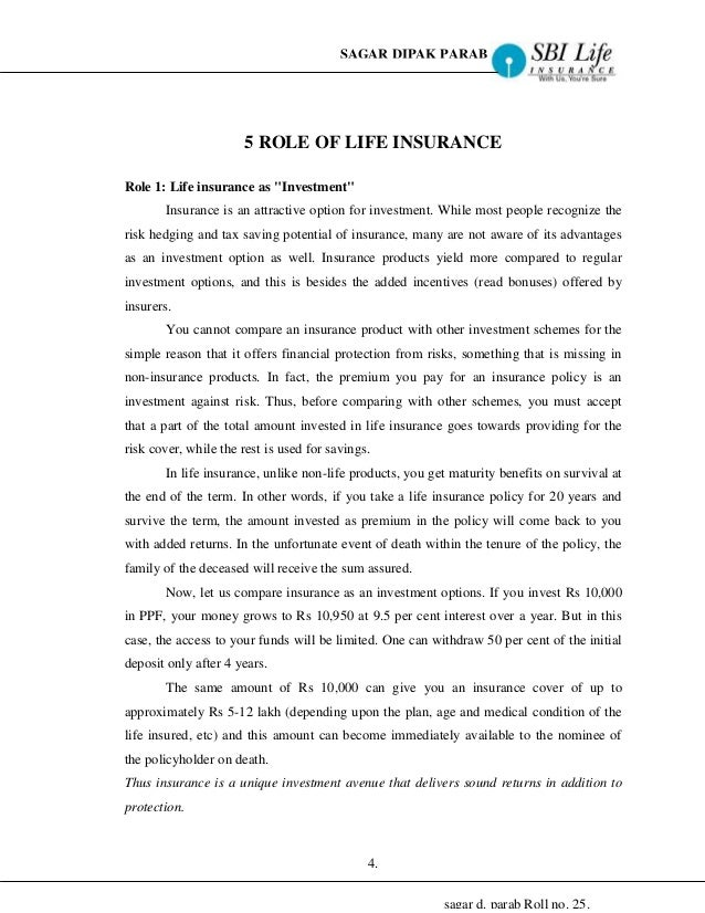 hdfc life insurance plans pdf