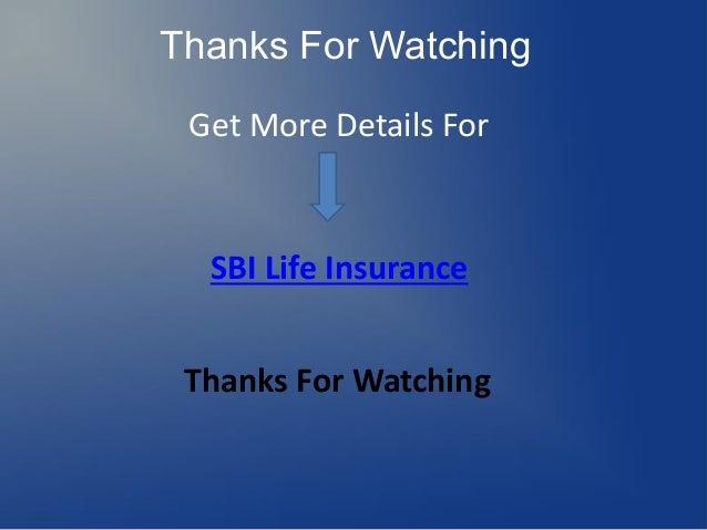 SBI Life Insurance - Get Insurance Plans Online