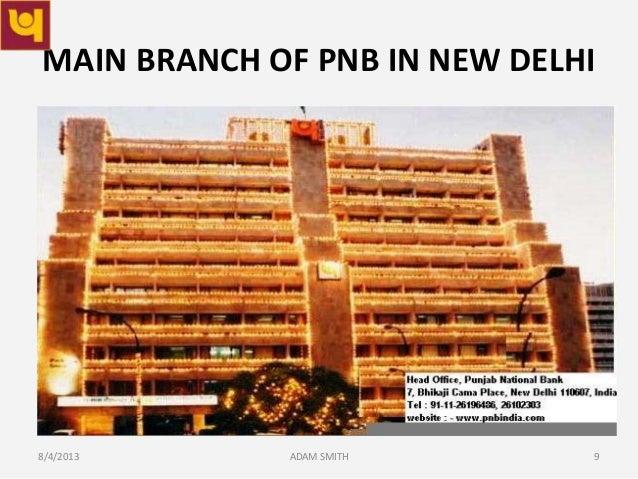 Pnb forex branches in delhi