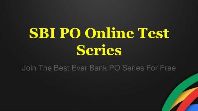 Image result for sbi test series bank