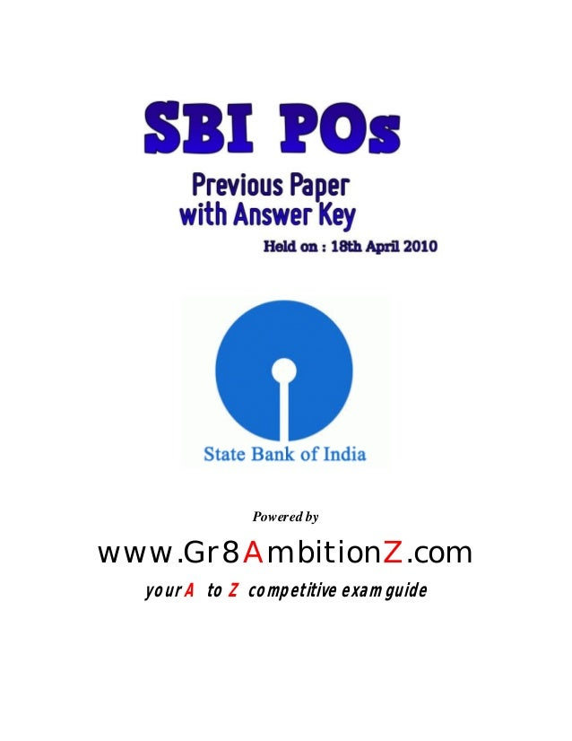 Powered by www.Gr8AmbitionZ.com your A to Z competitive exam guide
