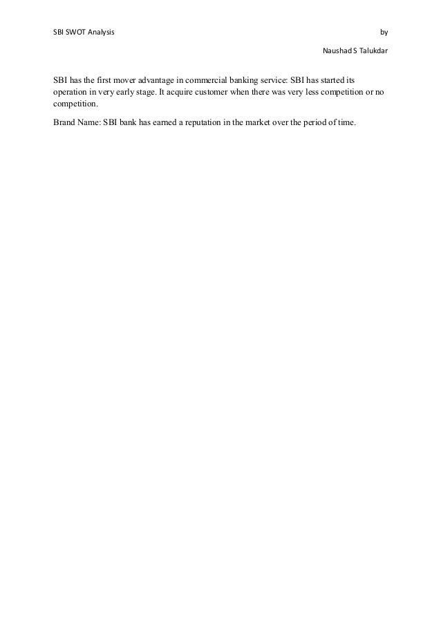SBI life Insurance SWOT Analysis, Competitors & USP