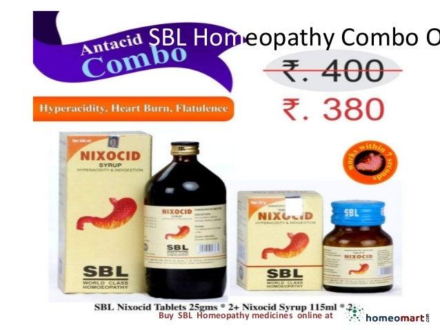 Sbl homeopathy Medicine list