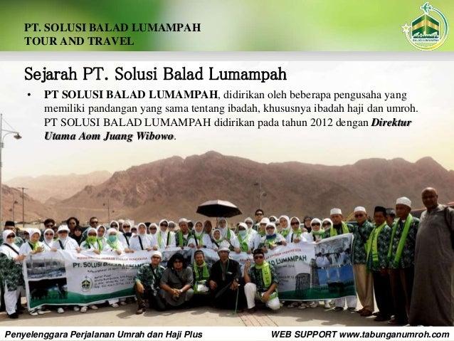SBL SAHABAT Presentasi Umroh Mudah, Murah dan Amanah Slide 2