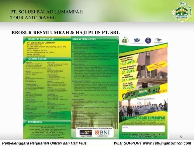 Sbl Sahabat Presentasi Umroh Mudah Murah Dan Amanah