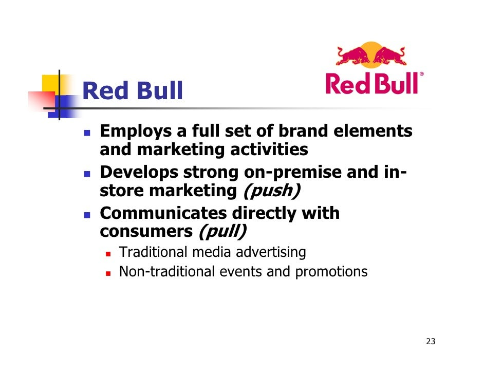 Red Bull: The Ultimate Brand Builder