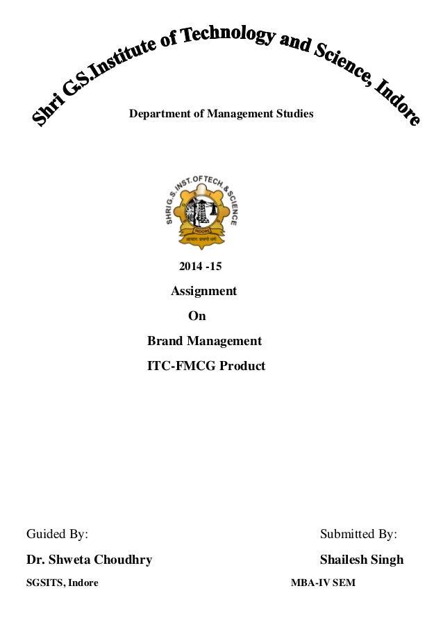 unit 41 brand management assignment