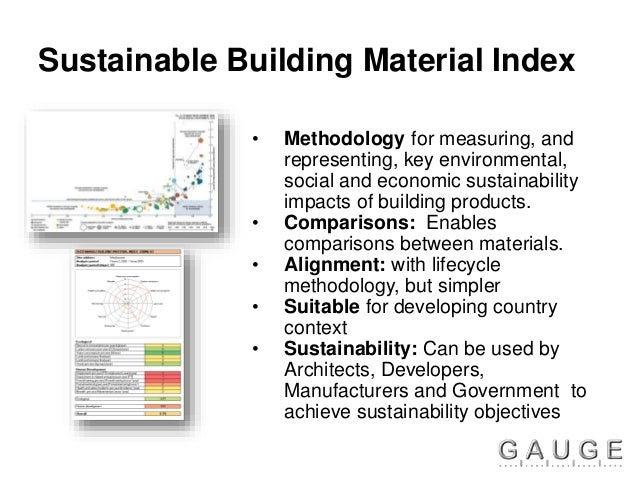 Sustainable Building Products sustainability assessment of informal brickmaking