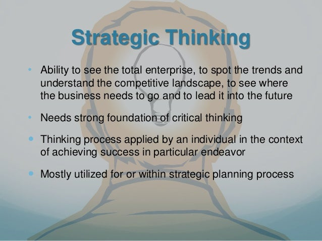 importance of strategic planning essay It strategic planning is needed in most organizations in order to sustain the business strategy, control costs, manage risks and clarify the benefits that our costly it initiatives provide to the business as well as their end users.