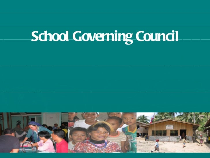 School Governing Council