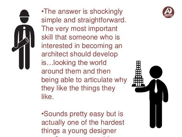 So, presentation skills; 6.