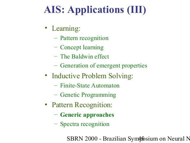 2000 Artificial Immune Systems Theory And Applications