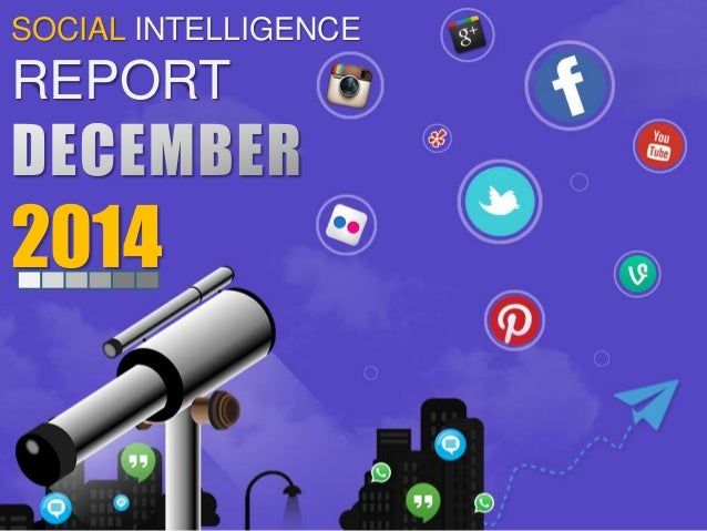 SOCIAL INTELLIGENCE REPORT 2014