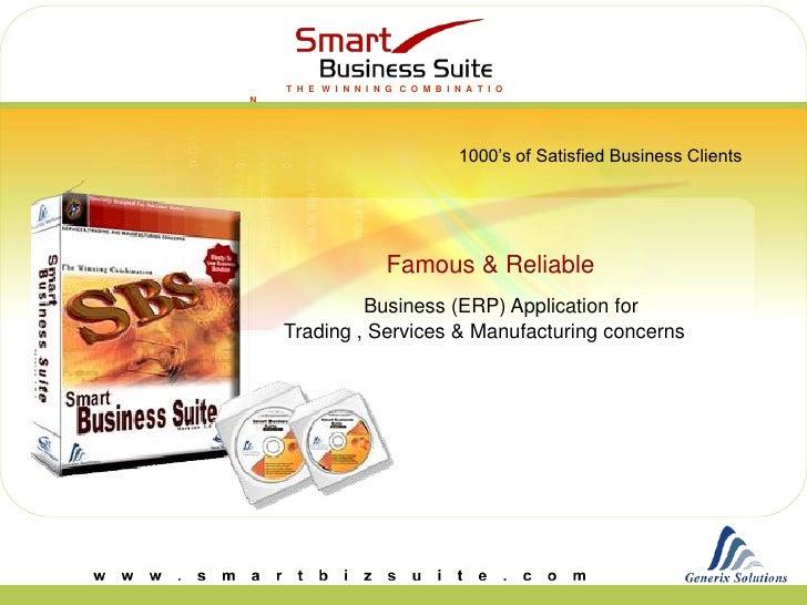 T H E W I N N I N G C O M B I N A T I O N                                        1000's of Satisfied Business Clients     ...