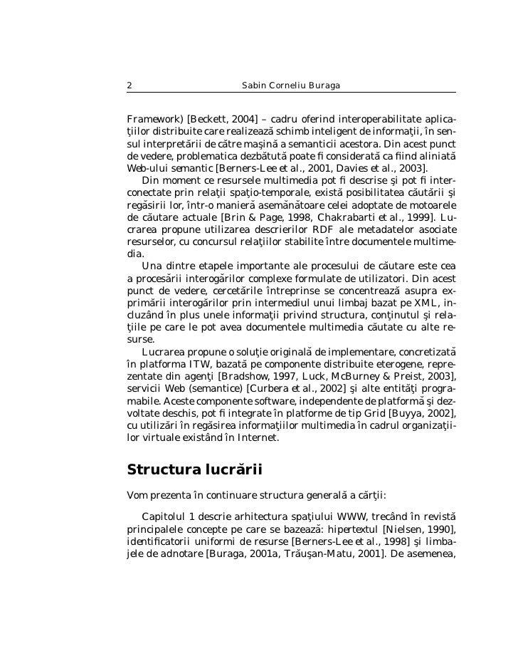 Preambul                                 3                  ˘ se ilustreaza evolu¸ia – mai ales din punctul de vedere al f...