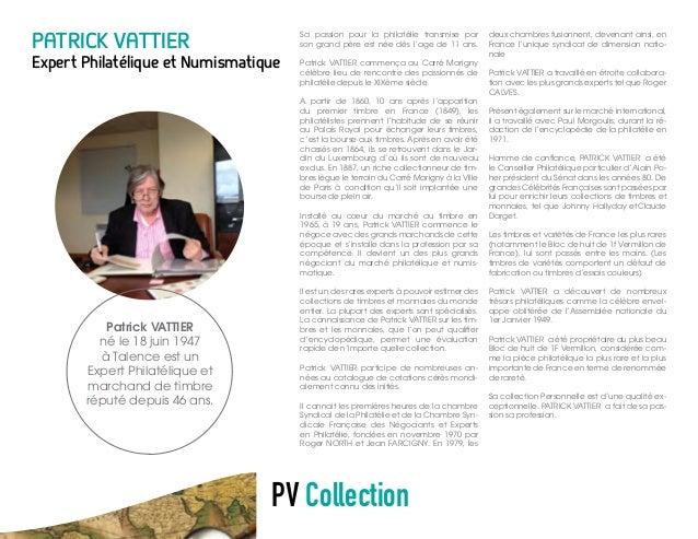Patrick Vattier Collection Slide 2