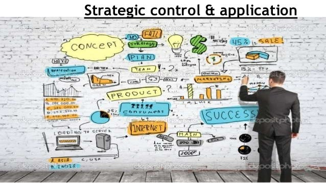 Strategic control & application