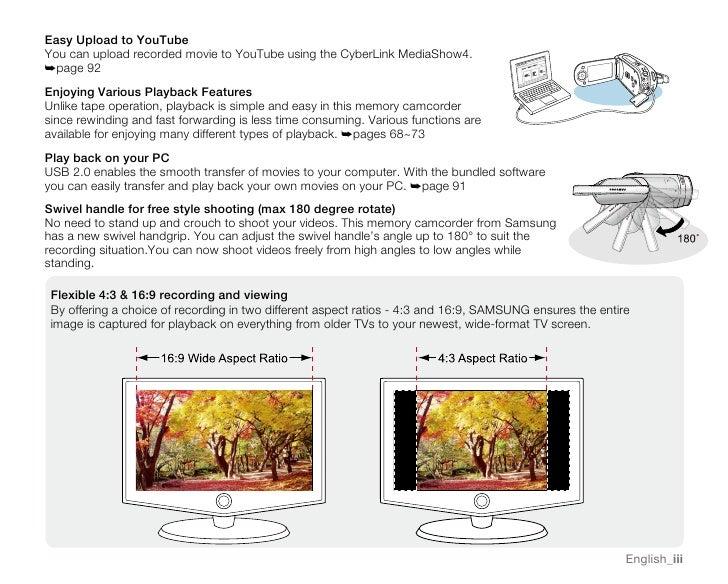samsung 34x optical zoom digital 1200x manual