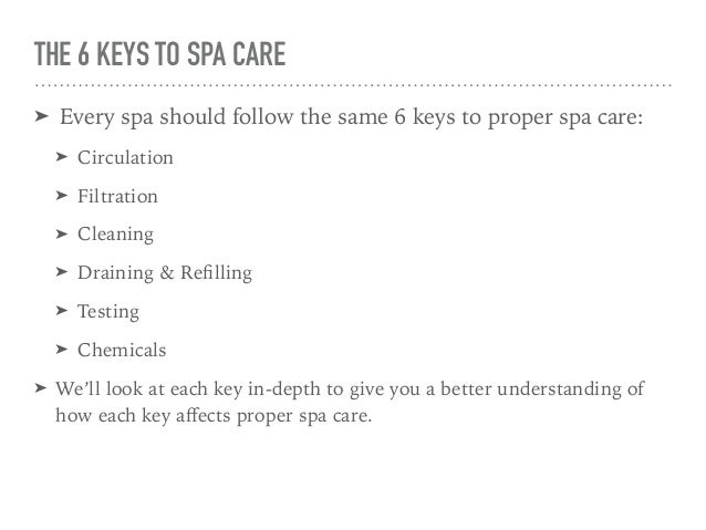 newest 7e2d8 fd31c ... SC101 Intro to Spa Care .