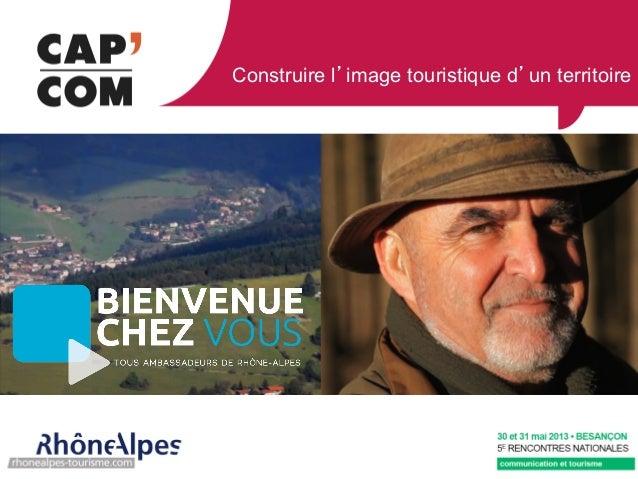 Construire l image touristique d un territoire